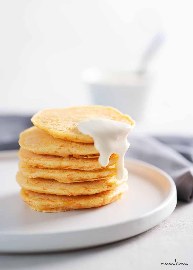 Möhren-Pancakes2