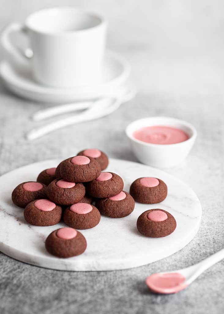 Ruby-Schokoladenplätzchen 1
